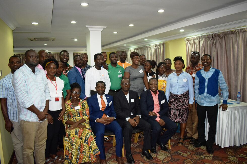 Business representatives build capacity in integrity and corruption prevention: Ghana