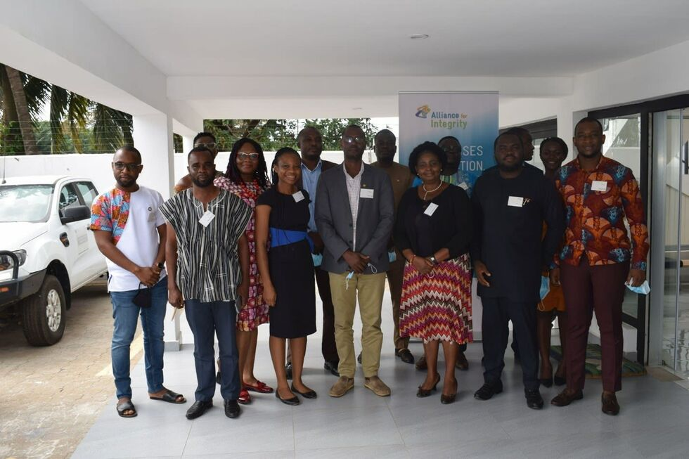 First Compliance Training for State-Owned Enterprises in Ghana